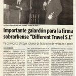 Los cuarenta candidatos a Altoaragonés'05