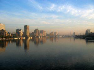 El Cairo amanecer
