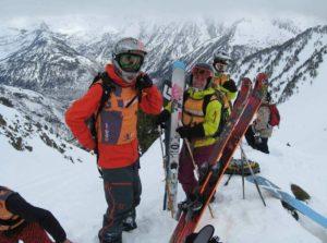 esquí tavascan