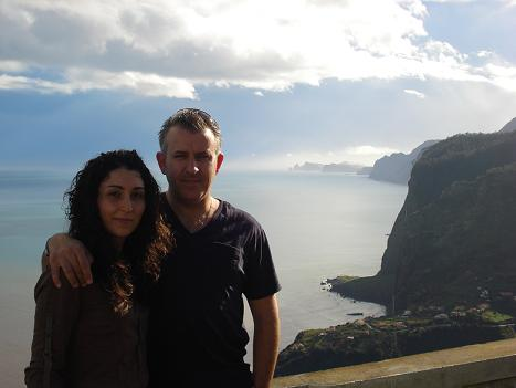 viaje a maderia portugal