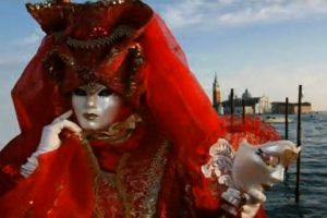 Carnavales en Venecia