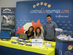 Centraldereservas en Feria Tiendas Virtuales