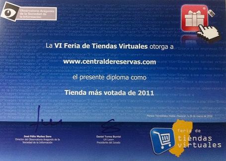 diploma-centraldereservas-tienda-virtual-mas-votada