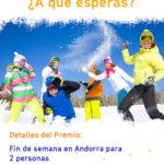 Disfruta de la nieve: Andorra