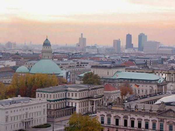 Viajar a Berlín