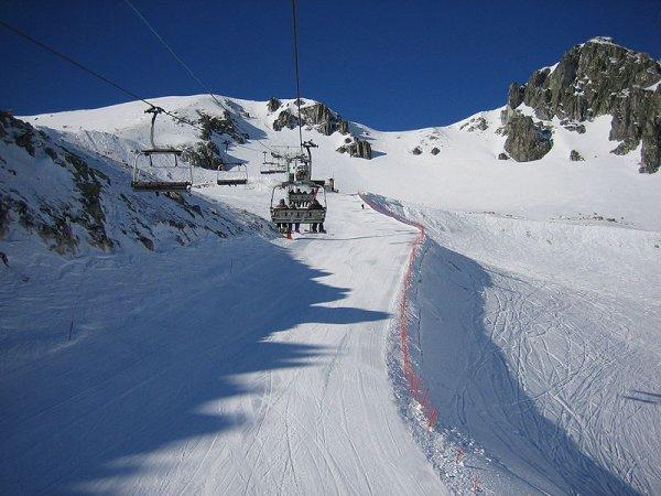 Esquiar en el Pirineo