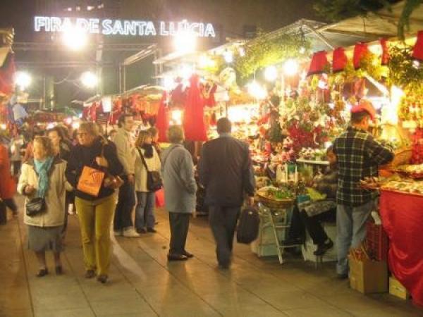 España en Navidad