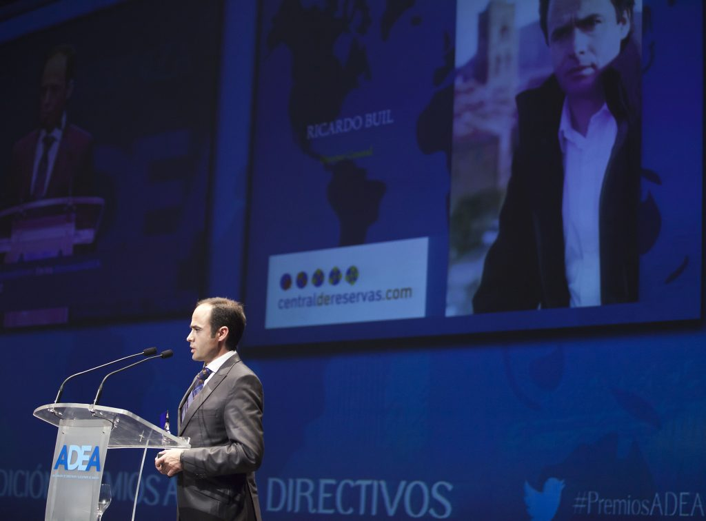 PremioADEA_DiscursoRicardoBuil_111213