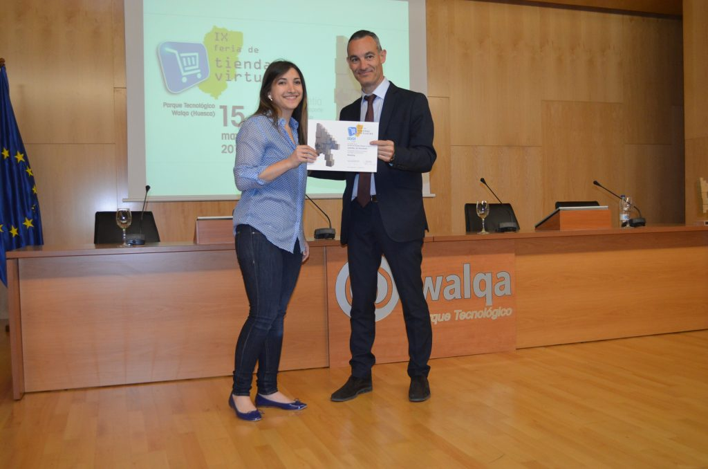 Premio Marketing Feria Tiendas Virtuales 2014