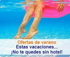 Ofertas de hoteles para vacaciones