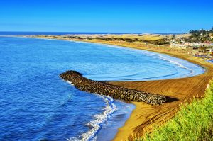 Playas con bandera azul españa