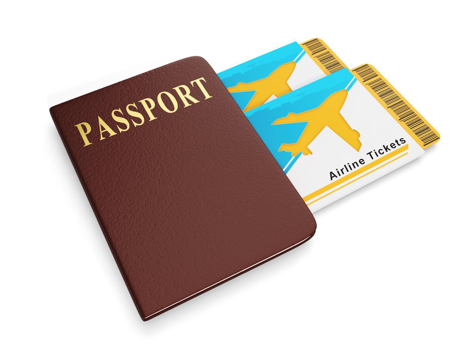 Pasaporte y documentación niños