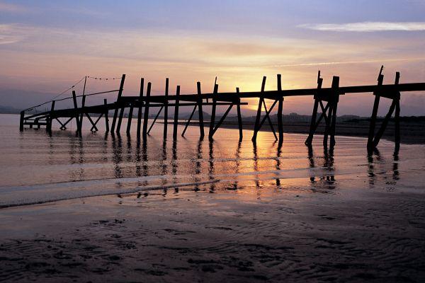 El Puntal playas del cantábrico