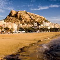el-castillo-de-santa-barbara de Alicante
