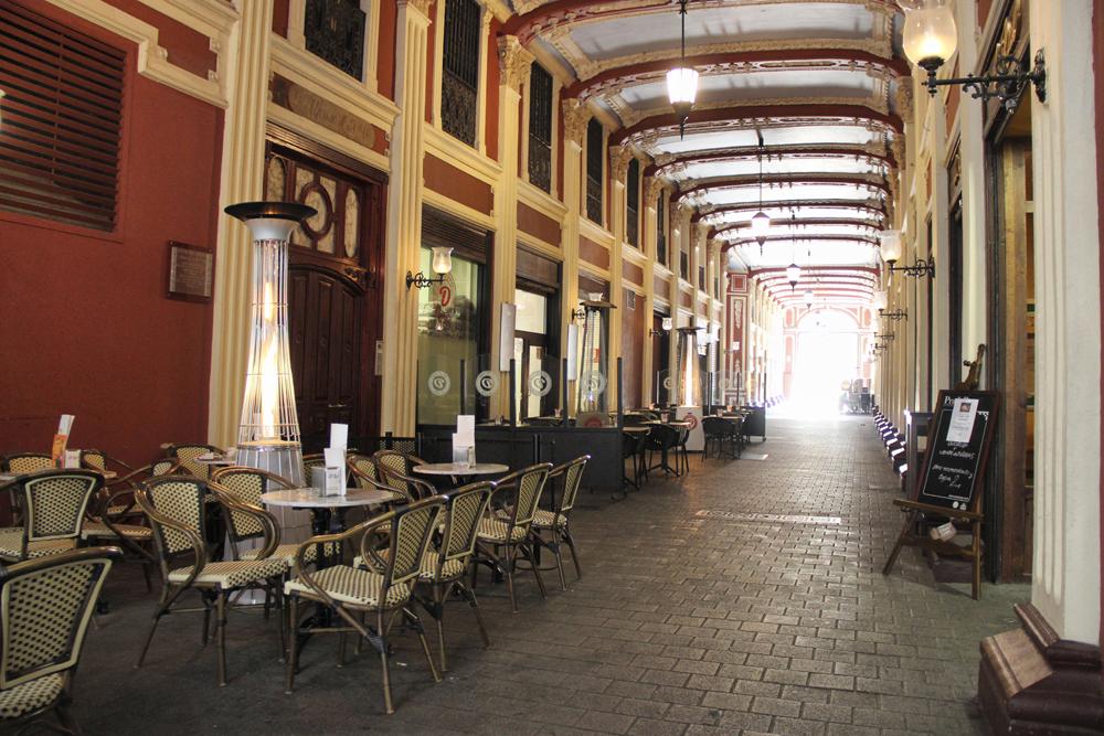 Galería Calle Alfonso Zaragoza