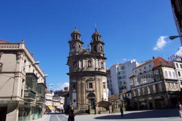 Iglesia Pontevedra