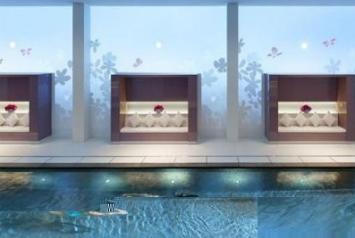 Hoteles con piscinas cubiertas en Europa