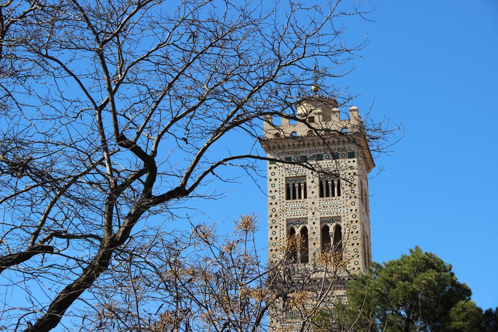 Torre mudéjar Zaragoza