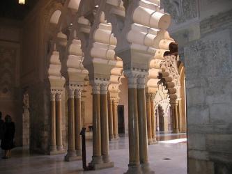 Palacio de la Aljafería Zaragoza