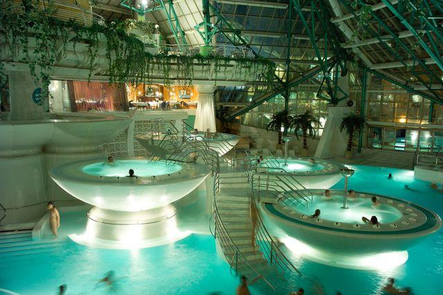 Por qué empezar el año relajándose en un balneario con hotel