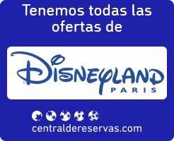 En Centraldereservas.com tenemos todas las ofertas de Disneyland París