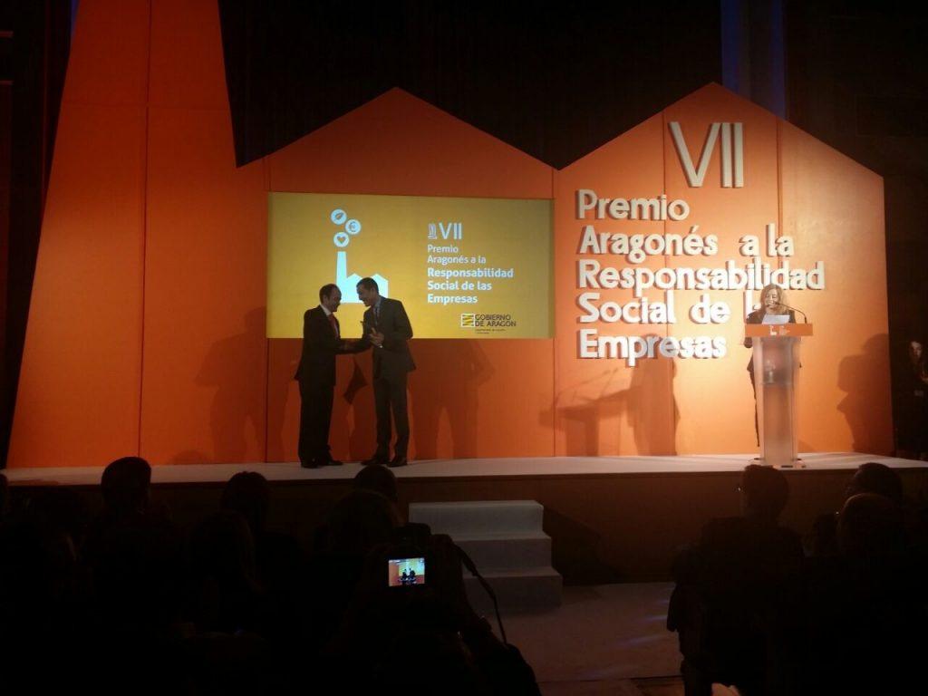 Premio RSE Aragon