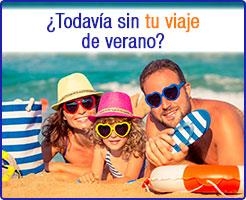 Viaja en Verano con Centraldereservas.com