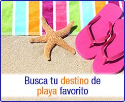 Ofertas destinos de playa