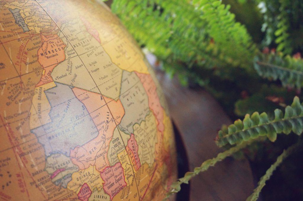 Mundo hemisferio