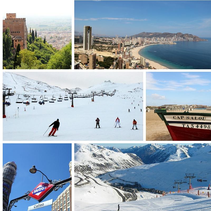 Top destinos 2016