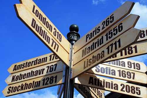 Trucos para mejorar tu sentido de la orientación