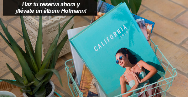 Añade un álbum Hofmann a tu alojamiento