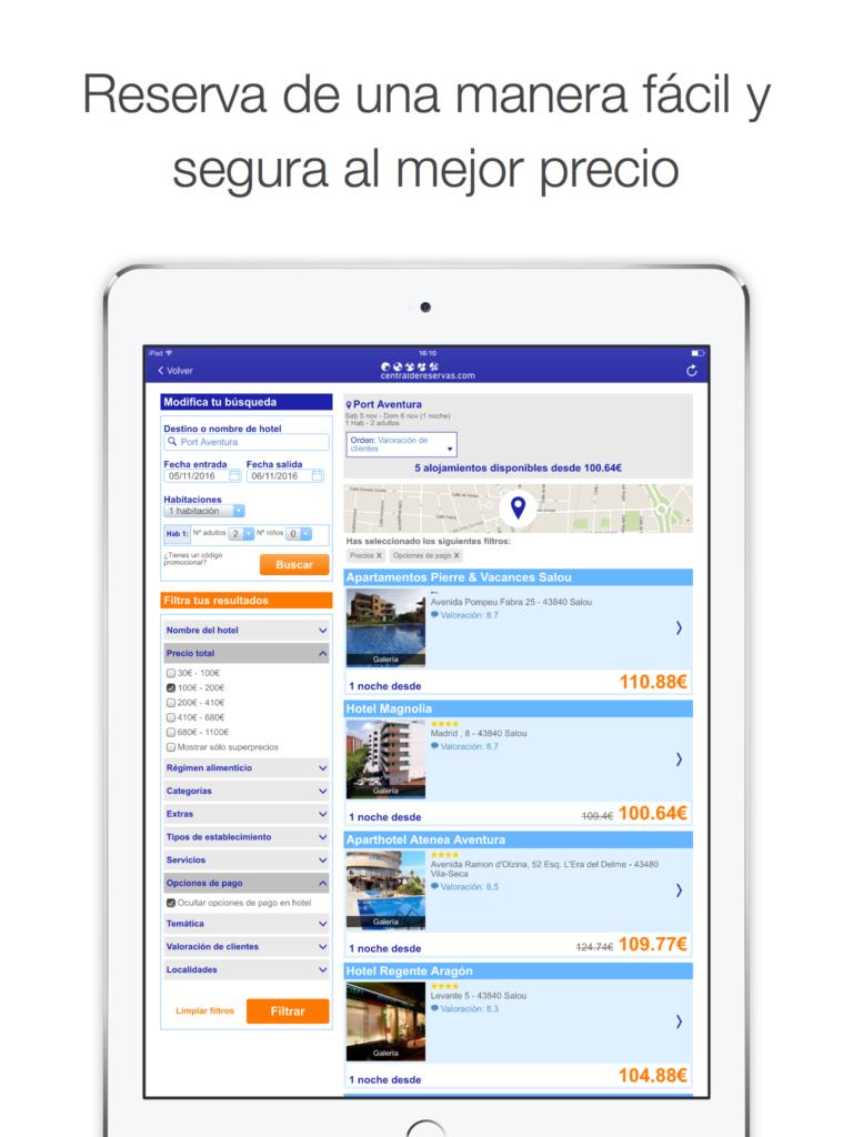 iPad - Screenshot 1 es-ES