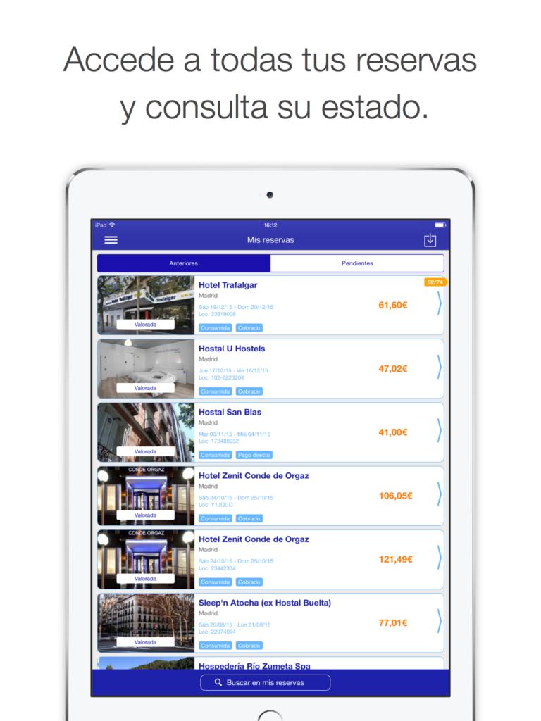 iPad - Screenshot 2 es-ES