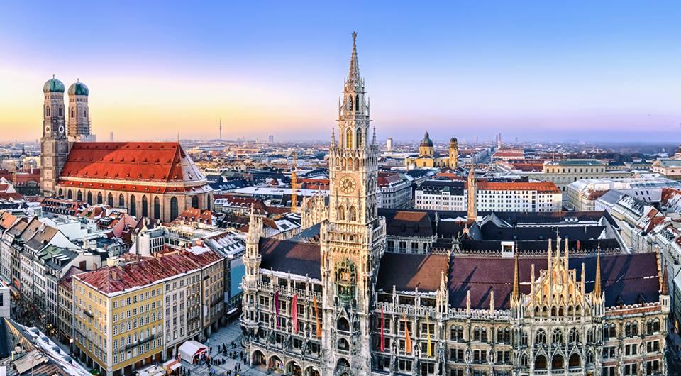 Foto Europa, Alemania, Munic