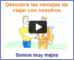Ventajas de reservar con Centraldereservas.com