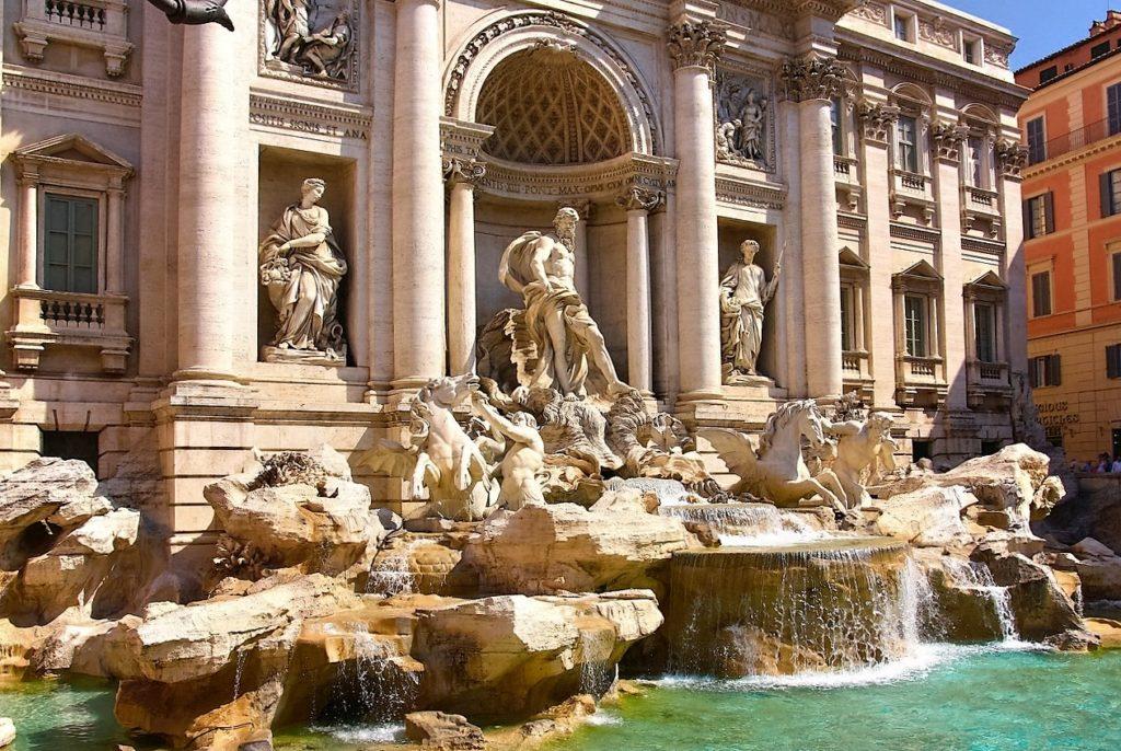 Monumentos en Roma, Madrid y París GRATIS