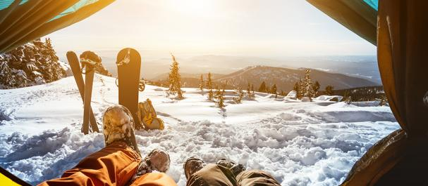 maleta nieve Consejos viajar a la nieve