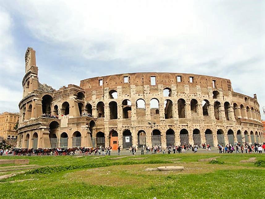 Los cinco imprescindindibles de Roma