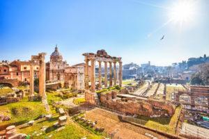 Roma hoteles alojamiento