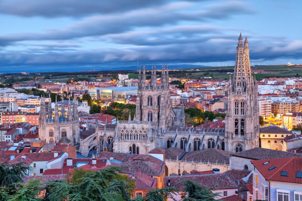 Las 5 catedrales más bonitas de España