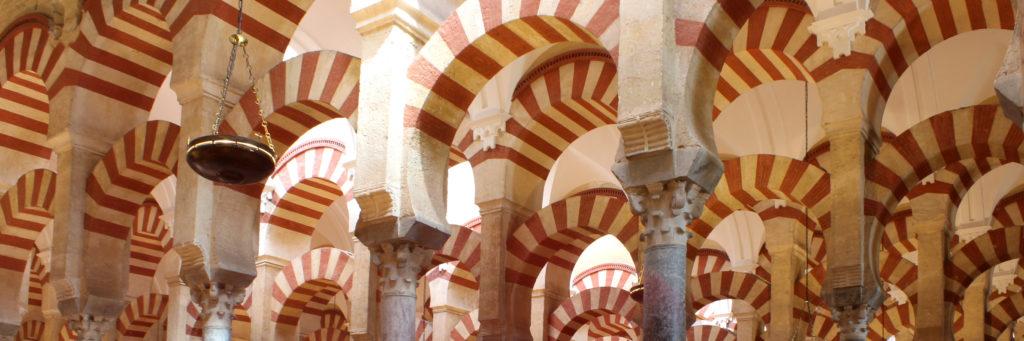 Catedral de Córdoba, España.