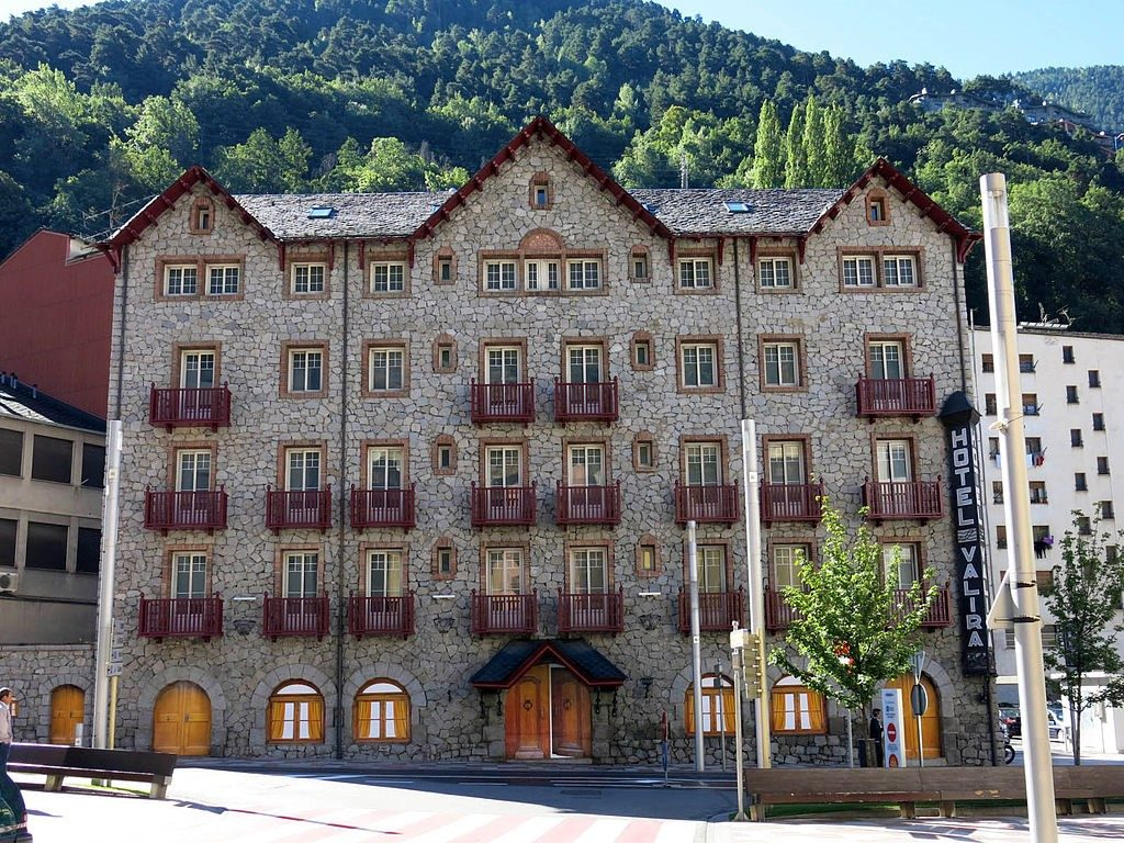 Museo Carmen Thyssen en Andorra