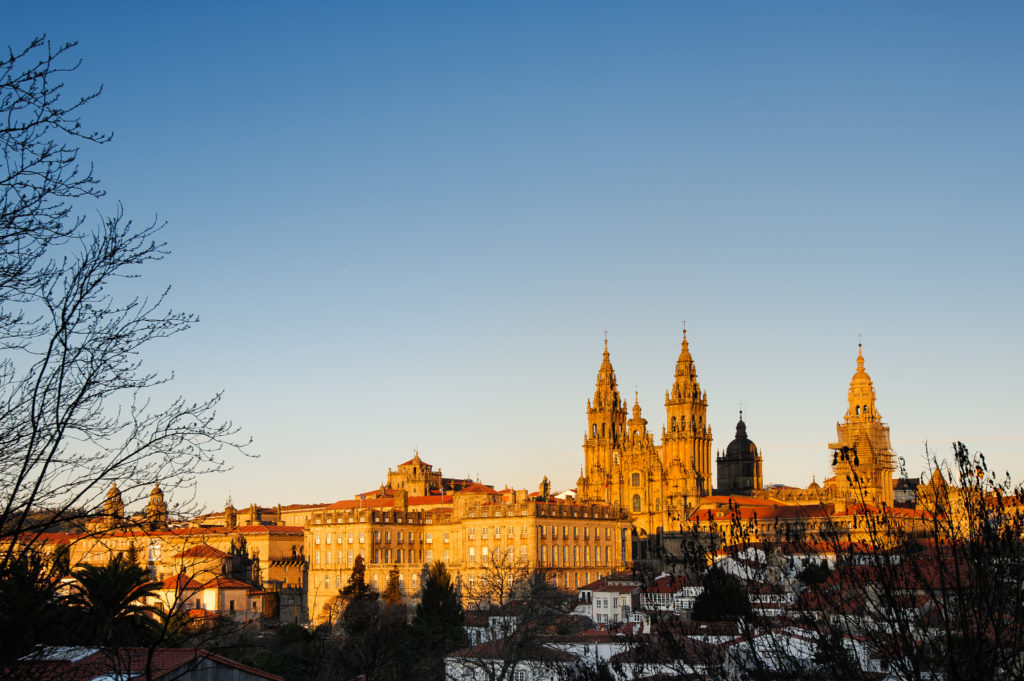 Catedral de Santiago-de-Compostela