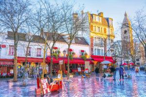 París hoteles alojamiento