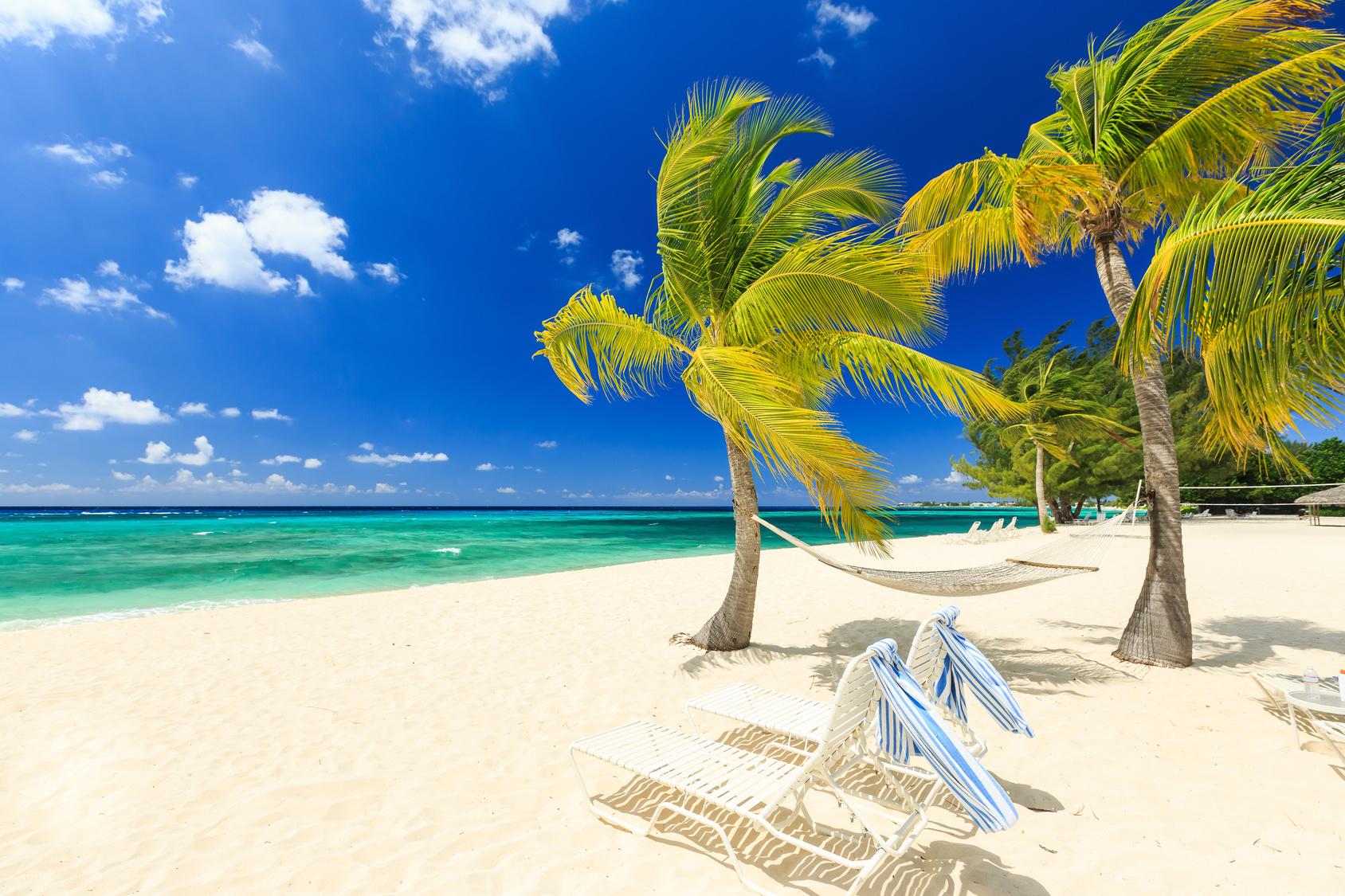 islas caimán. islas paradisiacas