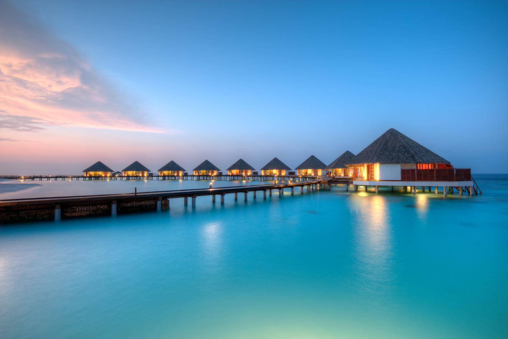 Las mejores islas paradis acas del mundo blog for Los mejores hoteles de maldivas