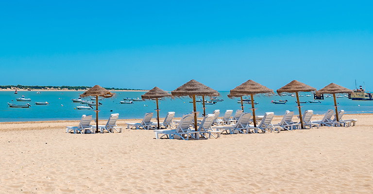 Playa de Mediterráneo