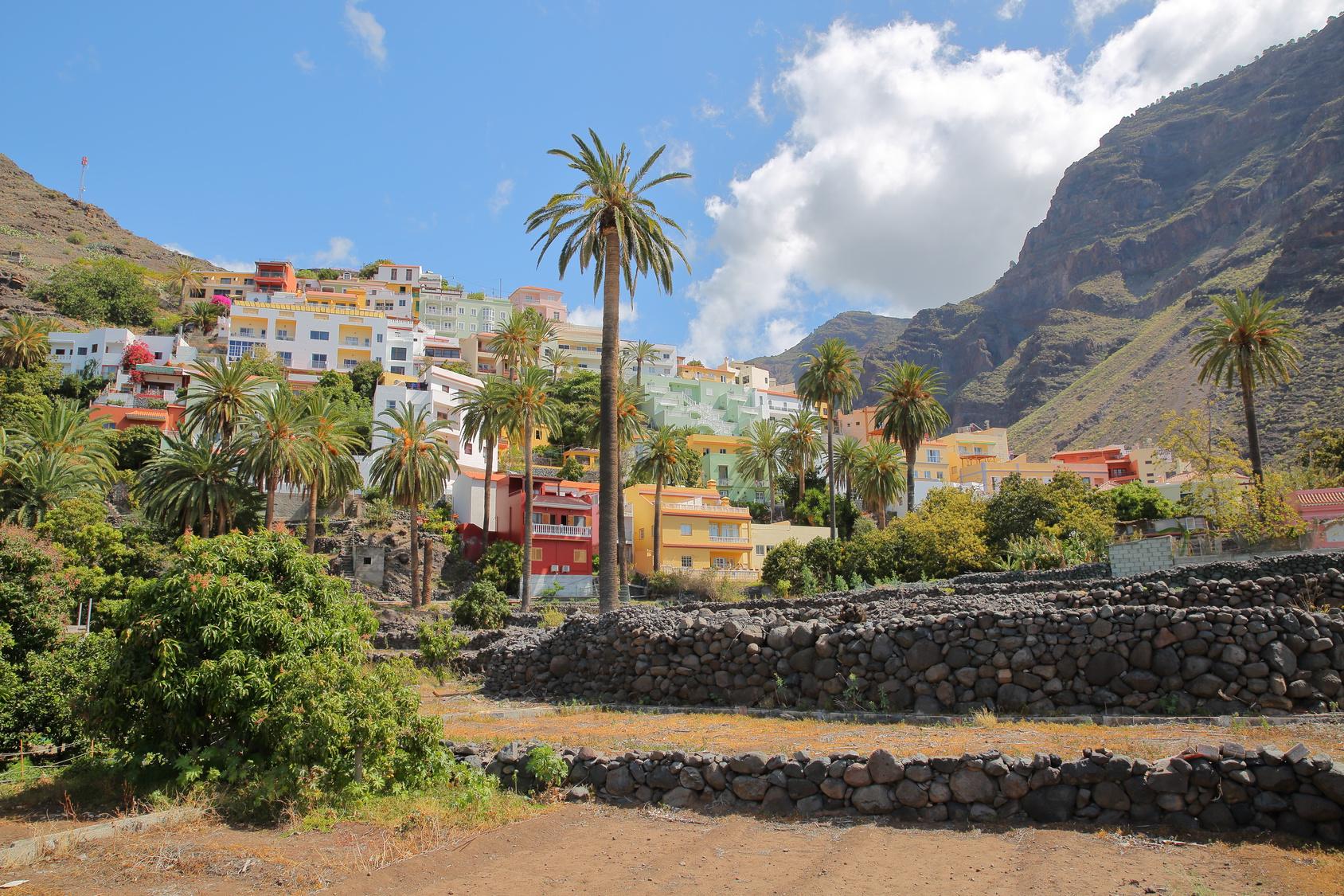 Valle Gran Rey, La Gomera, Canarias