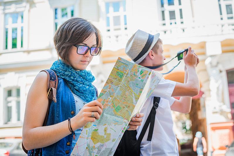 Viajar sin conocer el idioma